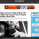 Martin Scorsese's View