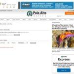Palo Alto Online Movie Guide