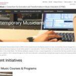 Contemporary Musicianship Initiatives