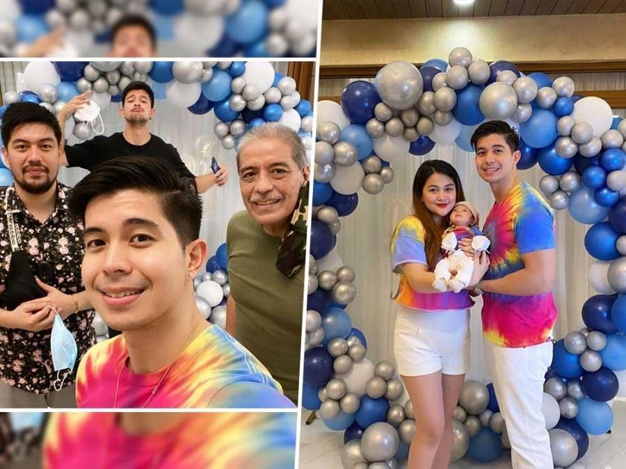 IN PHOTOS: Rodjun Cruz's 33rd birthday party