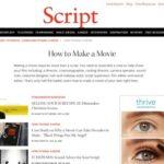 The Script Magazine's Advice Hub