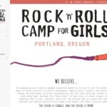 Rock and Roll Camp for Girls