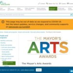 Vancouver Arts Awards