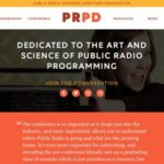 Public Radio Programming Conference (PRPD)