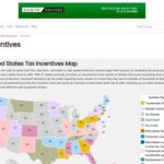 U.S. Production Incentives Map (LA|NY 411)