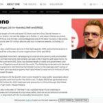 Bono: ONE Campaign