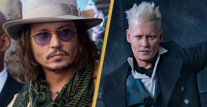Johnny Depp Leaves Fantastic Beasts 3 After Being Asked To Resign – UNILAD
