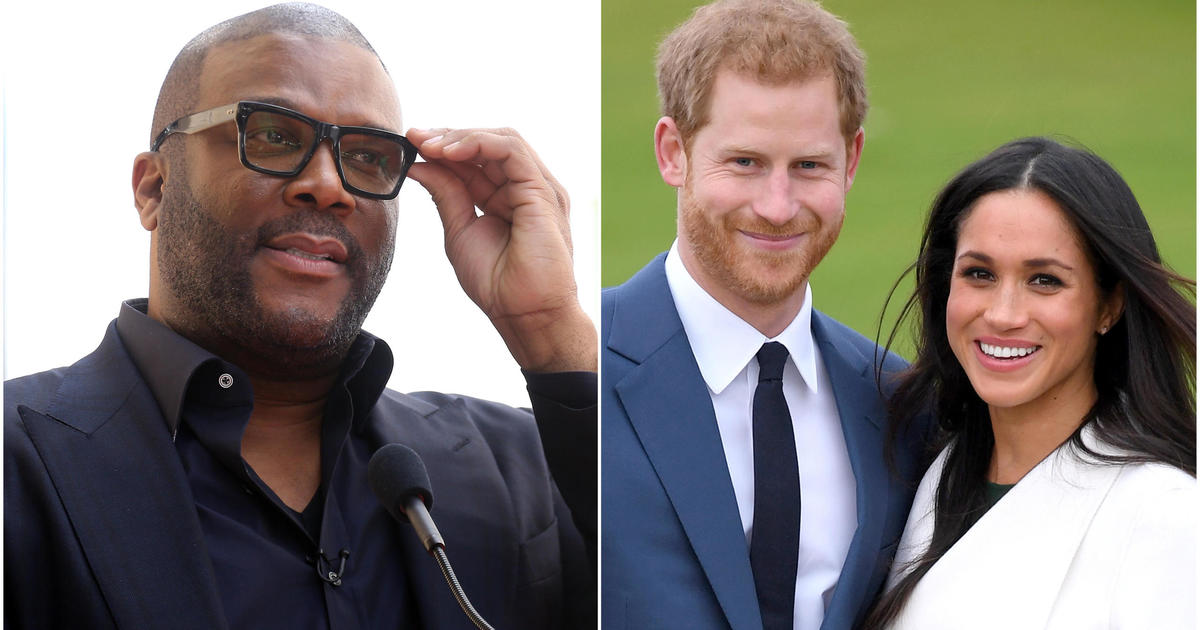 Tyler Perry let Harry and Meghan stay in his home and use his security when the royal family stripped theirs away