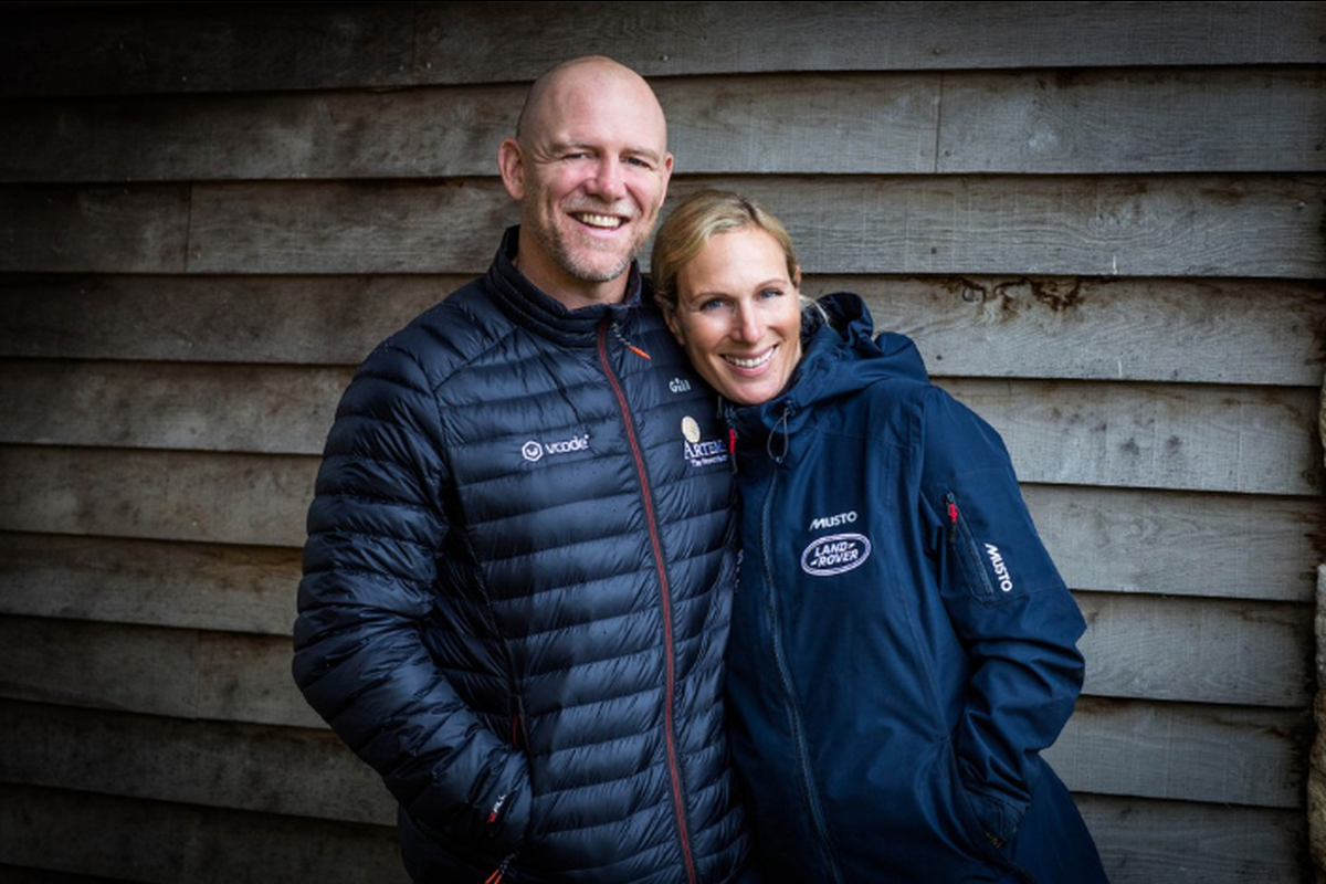 Zara Tindall gives birth to baby boy on bathroom floor – and name is touching tribute to Prince Philip