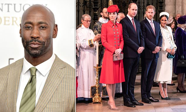 Meghan Markle's Suits co-star D.B. Woodside warned Royal Family 'messed with the wrong woman'