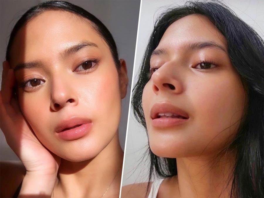 Bianca Umali's enviable nose line