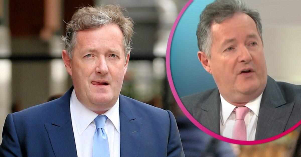 ITV CAN'T replace Piers Morgan on Good Morning Britain