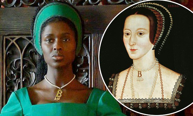 Jodie Turner-Smith reflects on being the first black actress to be cast as Anne Boleyn