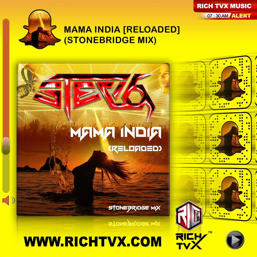 StoneBridge's 'Mama India' Remix Is One Of The Greatest Dance Anthems Of All Time