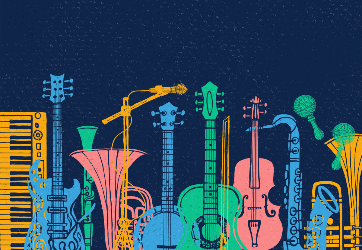 3 Life-Changing Benefits of Learning an Instrument